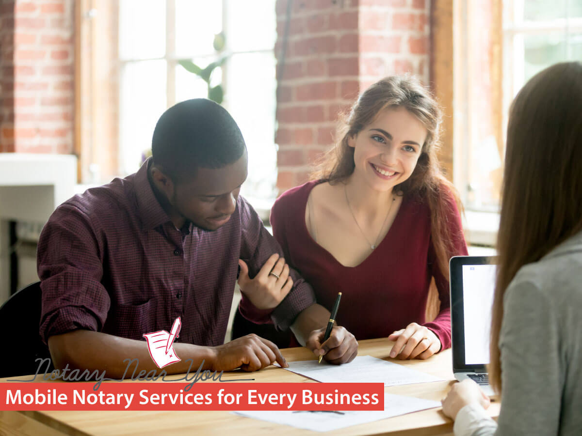 Making Your New Year Easier with Mobile Notary Services