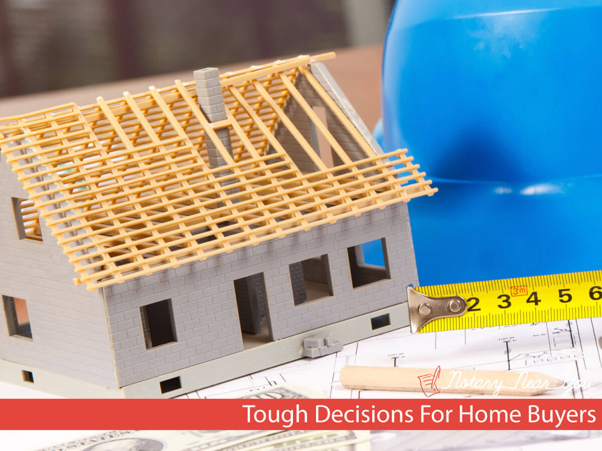 Tough Decisions for Home Buyers – Spring 2018