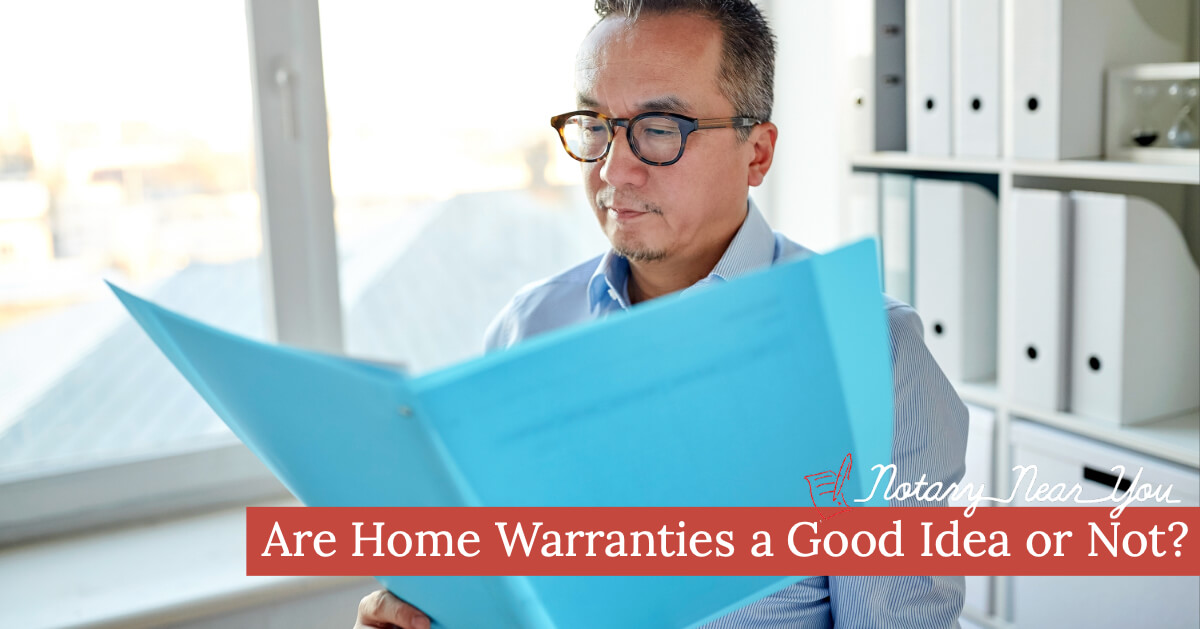 Are Home Warranties a Good Idea or Not?