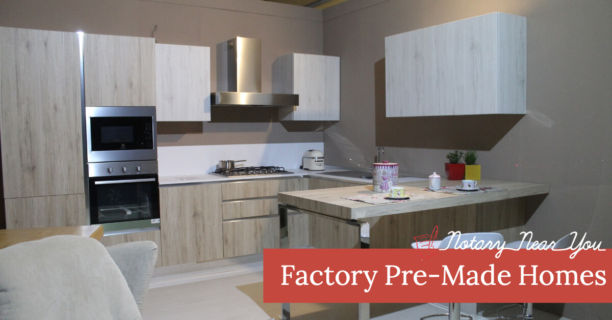 Pre-Fab Homes in the Market