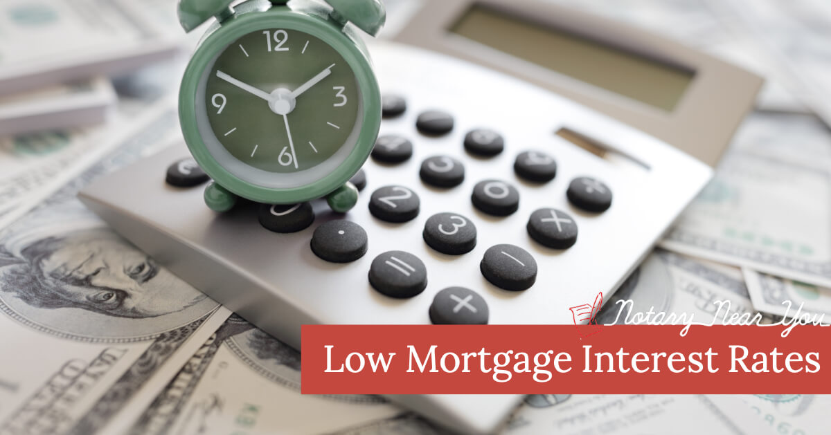 Will We Continue to Enjoy Low Mortgage Interest Rates?