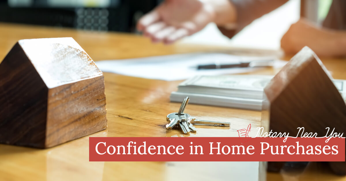 Confidence in Home Purchase at Record High
