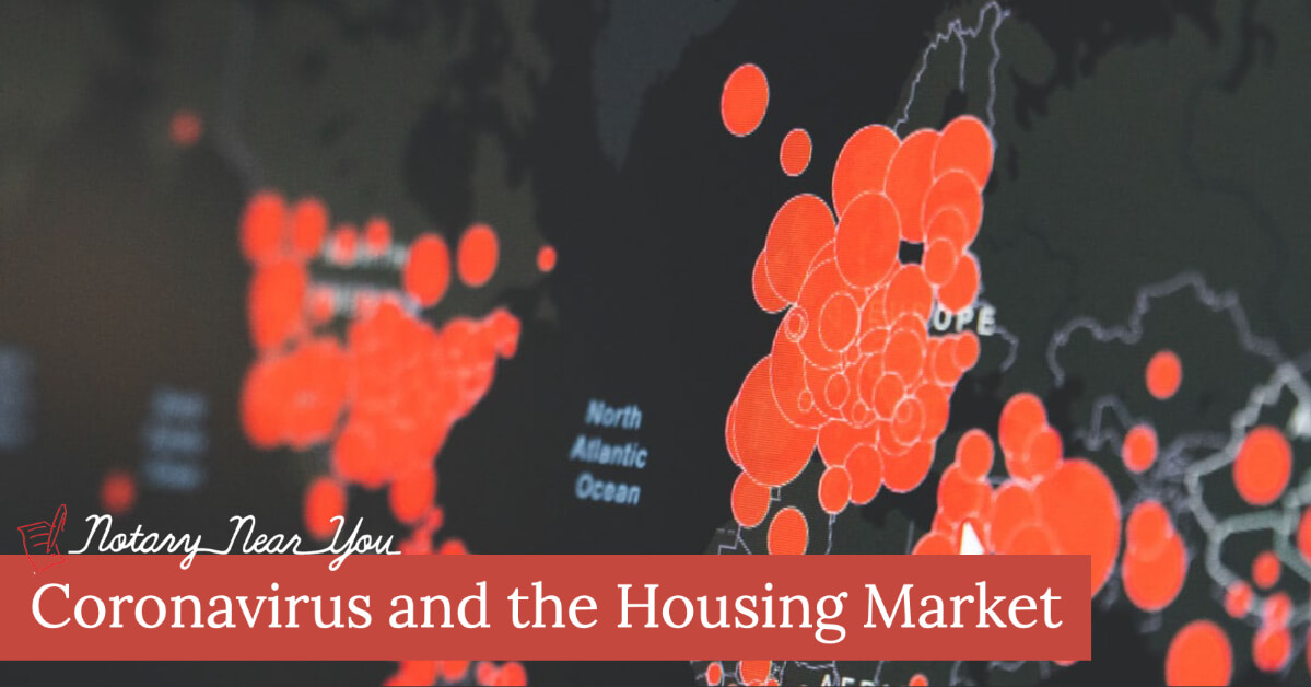 The Impact of Coronavirus on the Housing Market