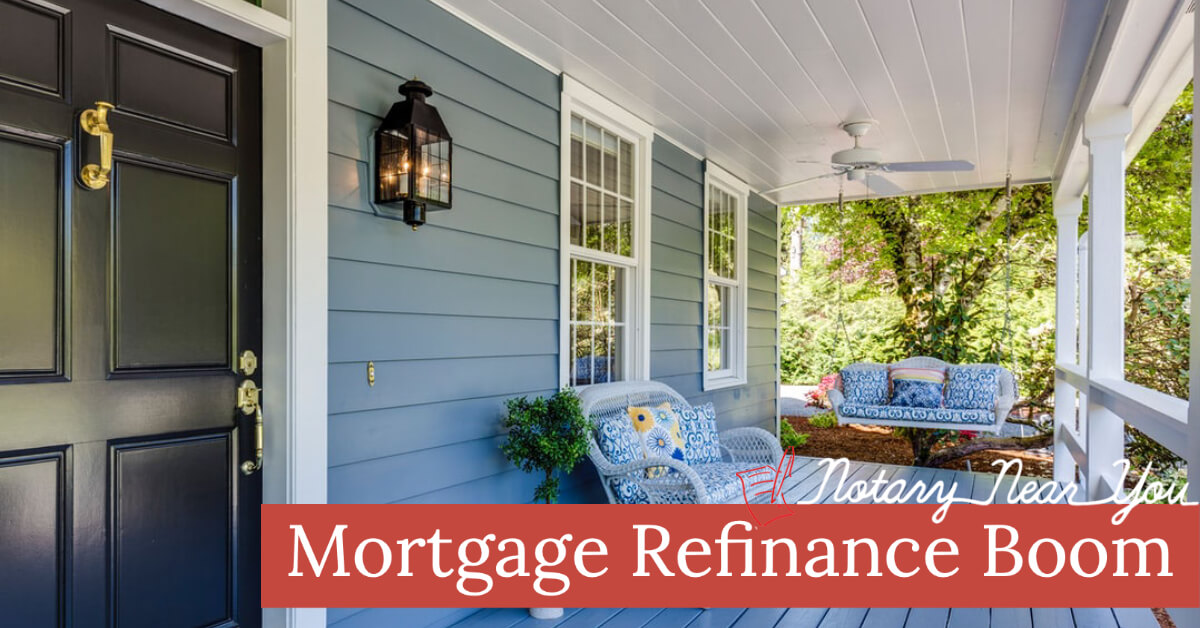 Mortgage Refinance Boom Creates Pressure on Lenders
