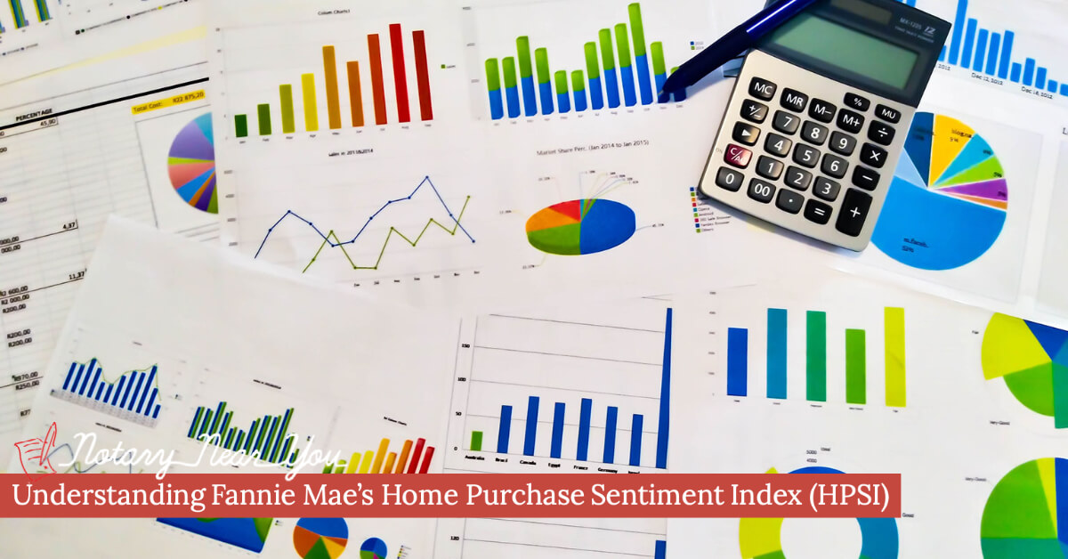 Understanding Fannie Mae's Home Purchase Sentiment Index (HPSI)